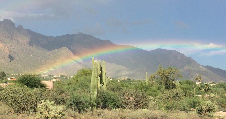 Catalina Mtn Rainbows