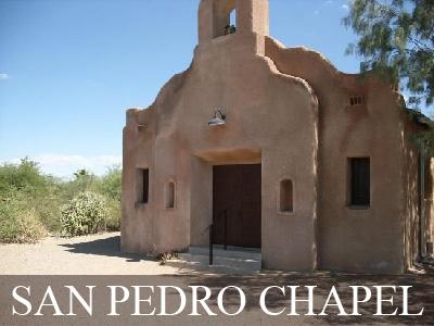 San Pedro Chapael, Tucson, Arizona